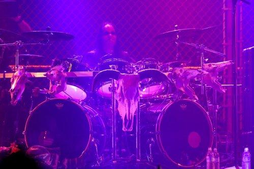 Slipknot founding drummer Joey Jordison dies aged 46