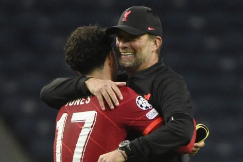 Klopp hails Jones after Liverpool thrash FC Porto: 'He was everywhere'