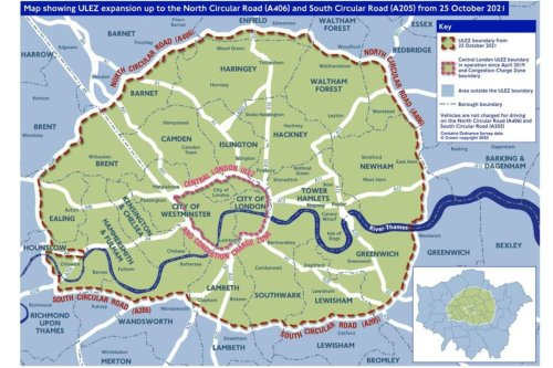 When is the Ulez expanding and who will have to pay?