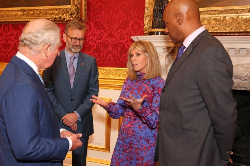 Mystery royal who showed kindness to Kate Garraway revealed