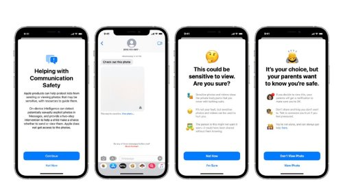 Apple announces new safety tools to detect child sexual abuse content on iCloud