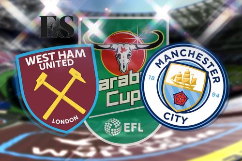 West Ham vs Man City: Carabao Cup preview