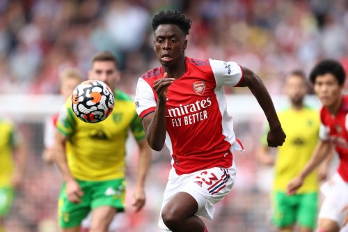 Lokonga continues bright start to life at Arsenal by excelling against Norwich