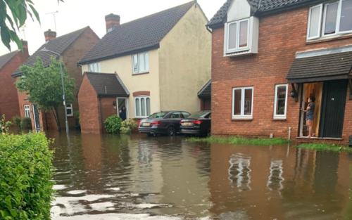 Londoners count cost of floods as communities rally to help victims