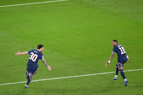 PSG 2-0 Man City: Messi opens account with vintage strike to seal win