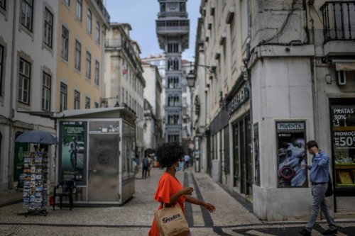 Portugal begins to ease Covid restrictions on path to 'total freedom'