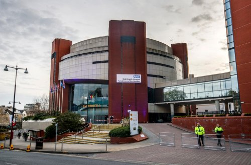 Convention centre which was a Nightingale Hospital frustrated by reopening delay