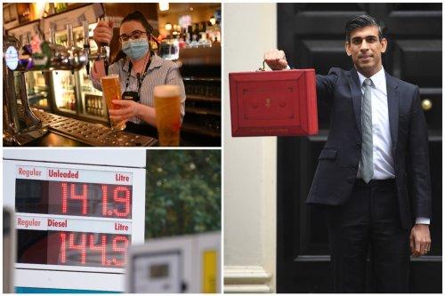 Budget 2021 key points: Highlights of Rishi Sunak's speech