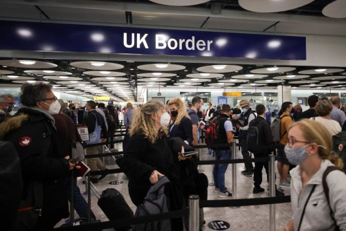 Britain to open borders to more countries, Dominic Raab signals