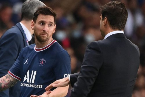 PSG confirm Messi injury blow as Man City clash looms