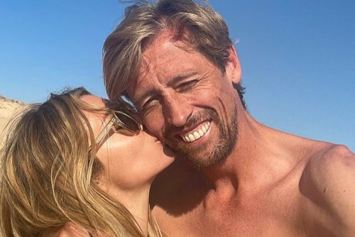Abbey Clancy: Pete and I share our bed with three of our kids