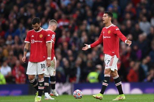 Liverpool defeat puts Solskjaer under 'untold pressure' at Man United