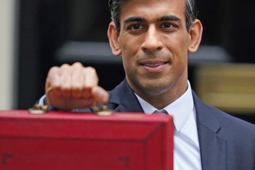 Budget: Rishi Sunak promises 'we will help families get by'