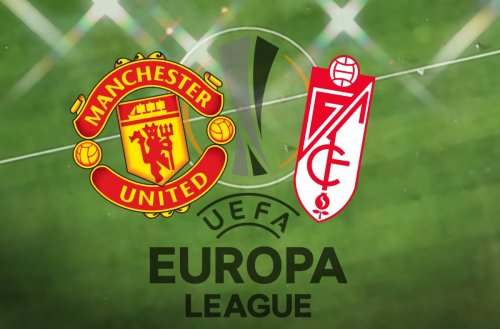 Man Utd 2-0 Granada LIVE! Europa League action as it happened