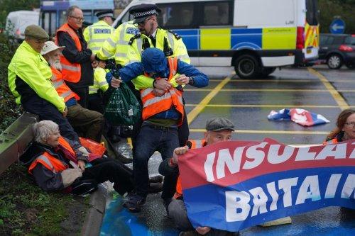 Insulate Britain pledges to restart road-blocking protests
