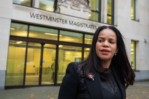 MP Claudia Webbe allegedly engaged in campaign of harassment against woman