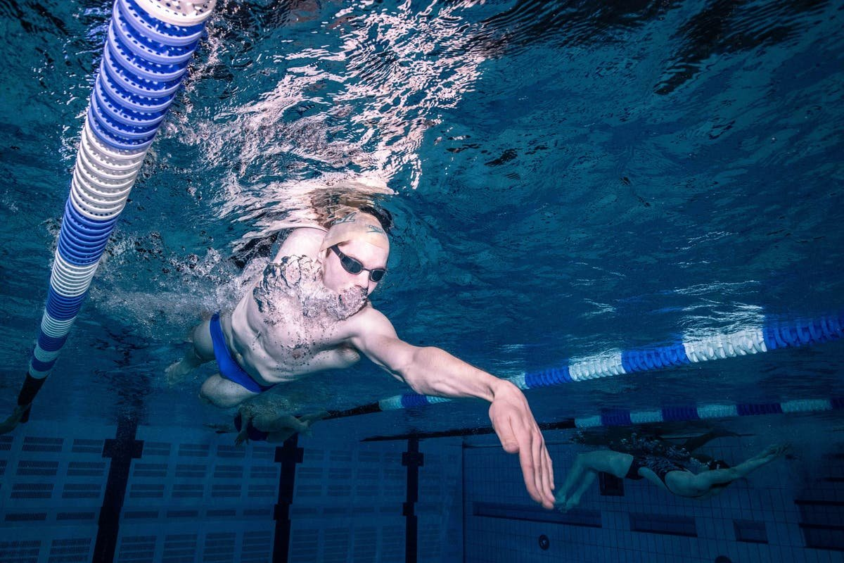 Duncan Scott: 'Adam Peaty is an inspiration to the whole GB team'