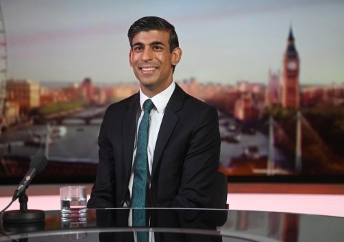 Rishi Sunak reveals his Budget warm-up: A Twix and a can of Sprite
