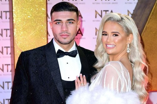 Molly-Mae Hague and Tommy Fury are victims of £800k burglary after partying in London