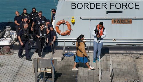 £74 million plan to replace Border Force boats to tackle illegal migration