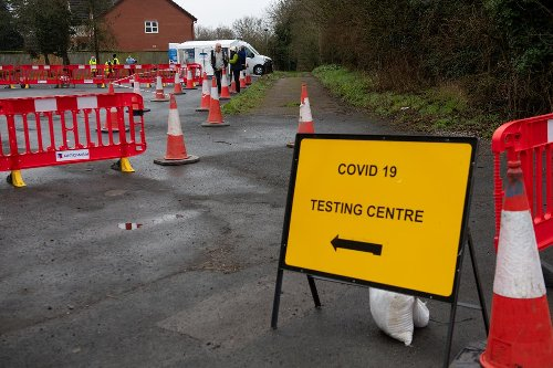 Covid cases drop as virus no longer leading cause of death in England