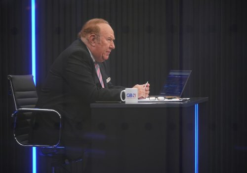 Andrew Neil celebrates GB News beating BBC and Sky in ratings war