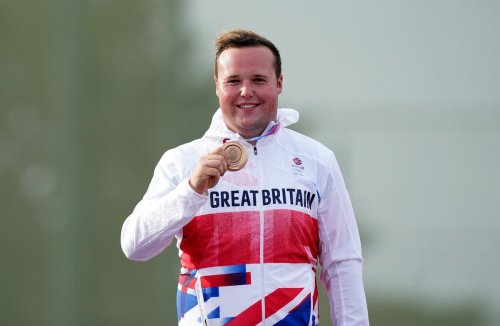 Team GB shooter's bronze medal at first Olympics 'incredible' achievement