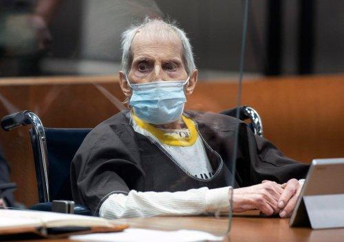 Millionaire murderer Robert Durst hospitalised with Covid-19