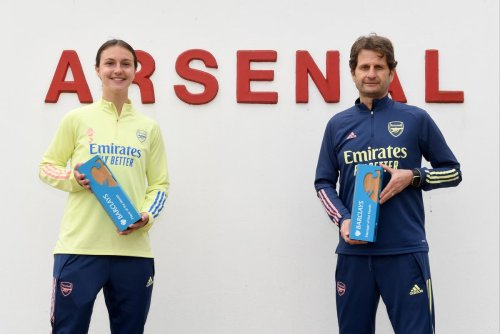 Arsenal pair Montemurro and Wubben-Moy sweep WSL March awards