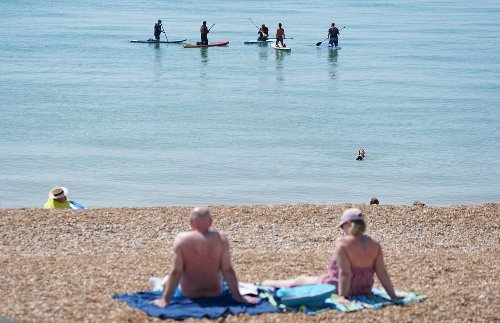 Sunday could be warmest day of 2021 so far, forecasters say