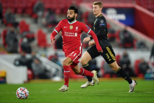 Salah: No one at Liverpool has spoken to me about new contract yet