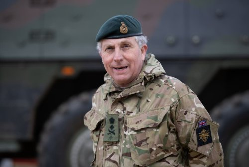 Defence Secretary self-isolating after military chief catches Covid