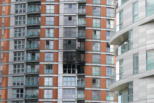 London borough with most flammable cladding blocks to buy £1m ladder