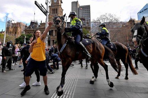 Australia's anti-lockdown protesters slammed as Sydney's outbreak grows