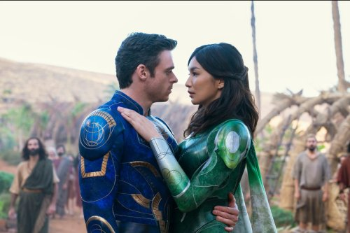 Eternals film review: Lavish, ambitious, and right to take its time