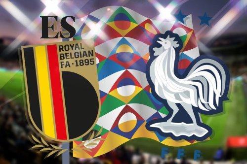 Belgium vs France: Nations League semi-final - LIVE!