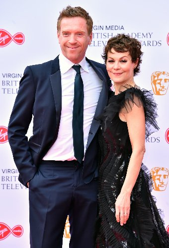 Damian Lewis praises wife Helen McCrory who was 'a meteor in our life'