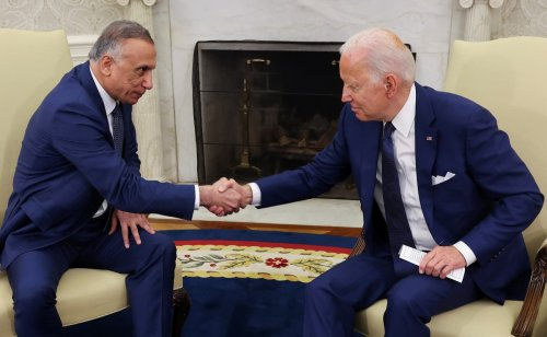 US combat mission in Iraq will formally be over by end of 2021 - Biden