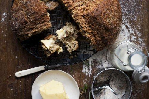 How to make Clodagh McKenna's rosemary 'Clodagh' soda bread