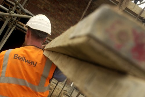 Bellway on track for annual home sales to reach 10,000