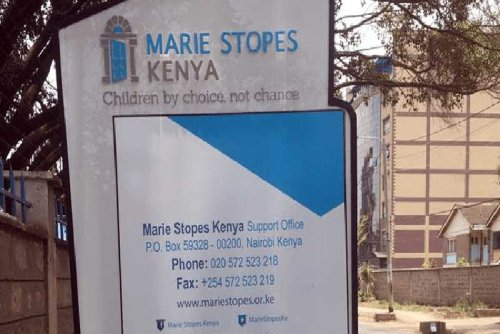 Tough times ahead for Marie Stopes after abortion ban