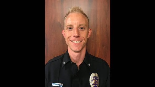 Shot Burleson officer 'in a lot of pain' but recovering, as 2 people are in custody