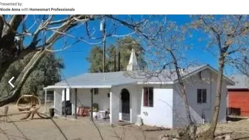 Church converted into temple of 'forbidden love' for sale in California. Take a look