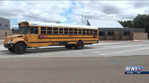 High schoolers forcibly strip teammate on bus as part of 'tradition,' Texas cops say