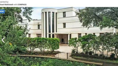 Lavish Texas palace built for Saudi prince lists for $18 million. Take a look inside