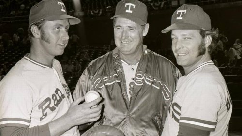 Baseball legend, Texas Rangers manager Ted Williams shunned this part of his heritage