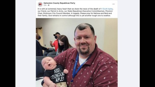 Republican official who mocked COVID in final Facebook post dies of virus in Texas