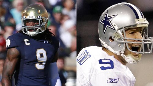 The Dallas Cowboys should not let Jaylon Smith wear Tony Romo's No. 9 | Opinion