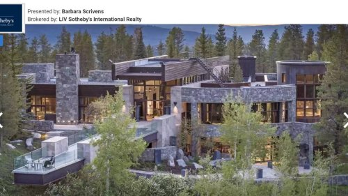 $42 million compound – with its own Western town – hits Colorado market. Take a look