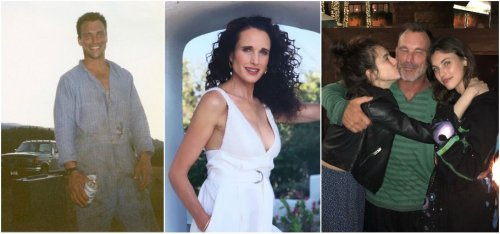 All about Paul Qualley, Andie MacDowell's Ex-Husband! | Star Studds